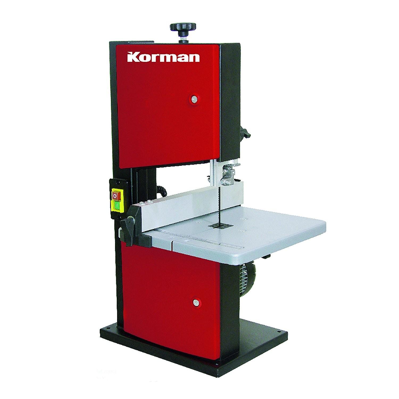 sierra de cinta vertical Korman -SIERRAS DE CINTA KORMAN